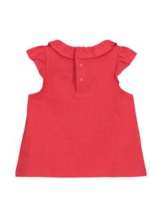 Blusa con estampado de fantasía para bebé niña FIBABRA / 19SG0961BRA308