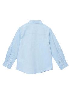 Camisa de color azul claro para niño JOESCHEM1 / 20S90262D4GC218