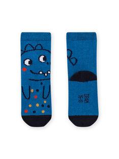 Calcetines con estampado de dinosaurio para bebé niño MYUPACHO / 21WI10H1SOQ201