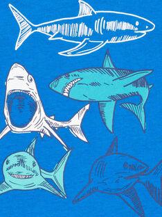 Conjunto de playa de color azul, para niño LOPLAENS4 / 21S902T2ENSC239