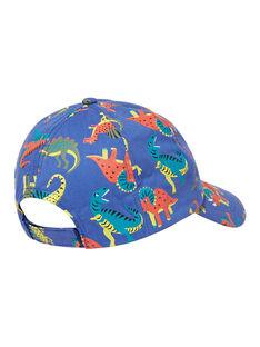 Sombrero de color azul JYOMERCAP / 20SI02K1CHA703