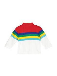 Polo de manga larga para bebé niño FUCOPOL / 19SG1081POL099