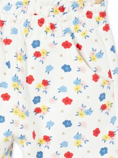 Pantalón de chándal para bebé niña LICANBAJOG / 21SG09M1JGB001