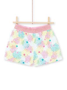Pijama de color celeste, para niña LEFAPYJERO / 21SH11C4PYJ219