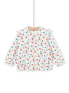 Chaqueta de chándal para bebé niña LICANHOJOG / 21SG09M1JGH001