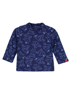 Jersey fino Azul marino Du Pareil Au Meme GUJOSOUP2 / 19WG10L5SPL070