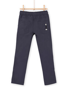 Pantalón gris oscuro - Niño LOPOEPAN2 / 21S902Y2PANJ900