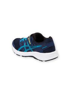 Zapatillas Asics de azul marino para niño GGCONTENDP / 19WK36P1D4Q070