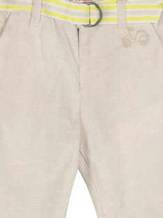 Pantalón para bebé niño FUPOPAN / 19SG10C1PANI811