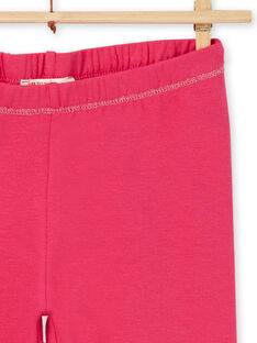 Leggings para niña LYAJOSLEG1 / 21SI0142CALF507
