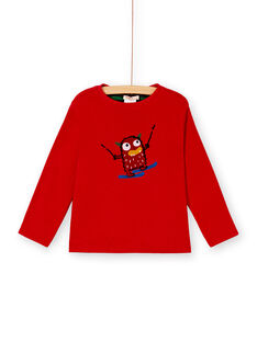 Red T-SHIRT KOLUTEE2 / 20W902P1TMLF504