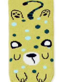 Calcetines para bebé niño KYUBRICHOB2 / 20WI10F1SOQ633