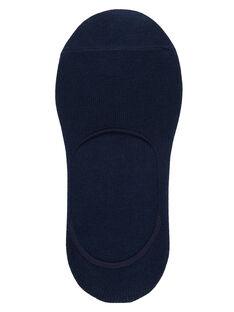 Calcetines de color azul marino JYOJOINV2 / 20SI0257SOQ705