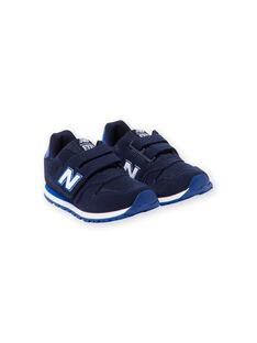 Zapatillas New Balance de color azul marino para niño JGYV373SN / 20SK36Y2D37070