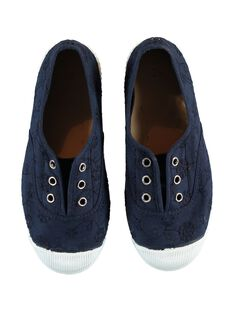 Tenis de color azul marino JFTENBRODM / 20SK35Z3D16070