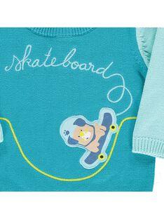 Baby boys' sweater CUHOPUL / 18SG10E1PUL202