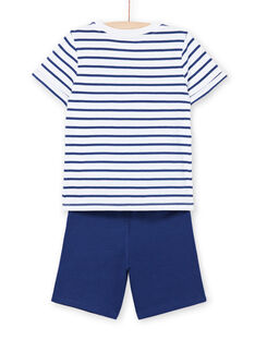 Conjunto de color blanco para niño LOPLAENS1 / 21S902T3ENS000