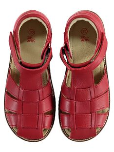 Sandalias de color rojo JGSANDJOR / 20SK36Z7D0E050