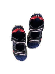 Sandalias bimateria para niño FGSANDSPOR / 19SK36D1D0E070