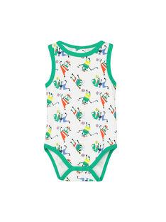 Body para bebé niño FEGABODAOP / 19SH14I5BDL099