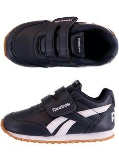 Zapatillas de color azul marino Royal CLJOG Reebok para bebé niño GBGDV9463 / 19WK38P1D36000