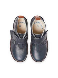 Boots de color azul marino para niño MOBOOTVITAL / 21XK3672D0D070