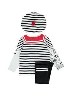 Boys' dress-up pyjamas CEGOPYJMAR / 18SH1241PYG090