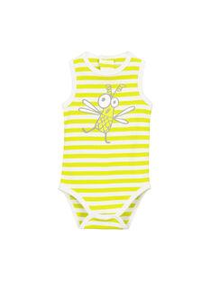 Body para bebé niño FEGABODBOU / 19SH14I7BDL099
