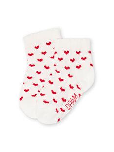 Calcetines para bebé niña LYIJOSOQ3 / 21SI0932SOQ001