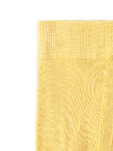 Yellow TIGHTS KYIRECOL / 20WI09G1COL107