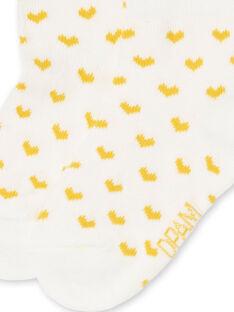Calcetines para bebé niña LYIJOSOQ2 / 21SI0935SOQ001