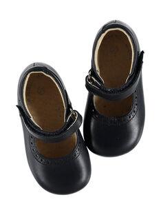 Babies de piel de color azul marino para niña GBFBABPERF1 / 19WK37B1D13070