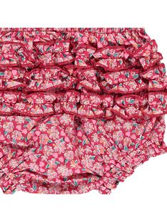 Baby girls' bloomers CIJOBLOO11 / 18SG09S5BLR099