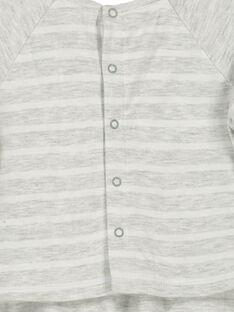 Conjunto de algodón para bebé unisex FOU1ENS6 / 19SF0516ENS099