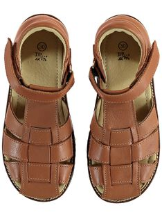 Sandalias de color marrón JGSANDJOC / 20SK36Z6D0E804