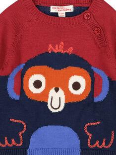 Jersey de punto para bebé niño FUBAPUL / 19SG1061PULF509
