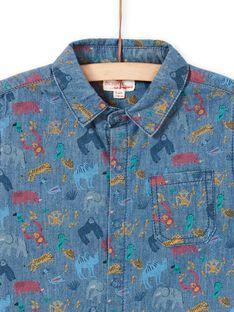 Camisa de manga corta para niño LOVICHEM / 21S902U1CHM721
