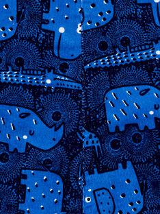 Blue OVERALLS KUSASAL2 / 20WG10O2SALC226
