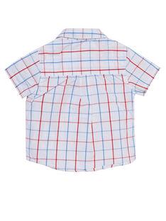 Camisa de color crudo JUCEACHEM / 20SG10N1CHM001