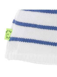 Baby boys' newborn hat CACGBONNET1 / 18SF41B1BON099