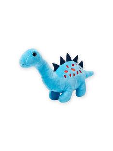Peluche de diplodocus azul. JDino diplodocu / 20T8GG19PE2099
