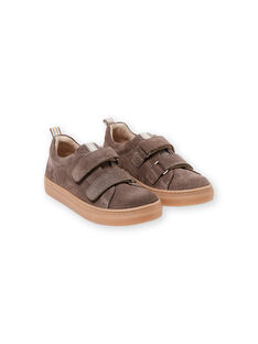 Zapatillas de color topo para niño JGBASART / 20SK36Y4D3F803