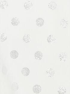 Capa de soft boa de panda-unicornio para niña LEFACAPAND / 21SH1111CPE001