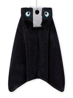 Capa de noche con estampado de koala de soft boa para niño MEGOCAPKOA / 21WH1291CPEJ903