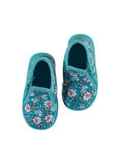 Turquoise BOOTIES LBFBOTFLEUR / 21KK3714D0A202