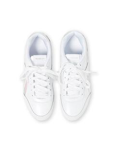 Zapatillas Reebok de color blanco para niña GFDV9019 / 19WK35P2D36000