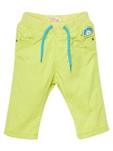Pantalón de canvas para bebé niño JUCLOPAN / 20SG1011PANB105