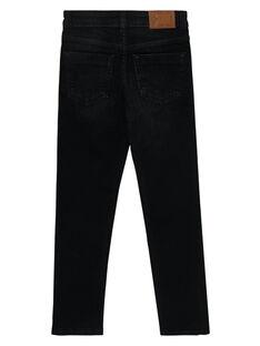 Vaquero slim de color negro para niño JOESJESLI2 / 20S90262D29K003