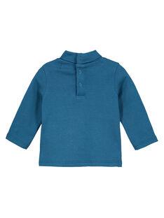 Jersey fino Azul marino Du Pareil Au Meme GUMUSOUP / 19WG10F1SPL715