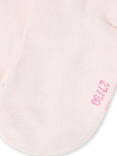 Calcetines para niña LYAJOSCHO1A / 21SI0148SOQ307